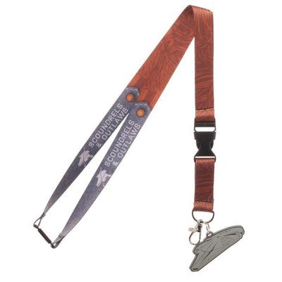 Star Wars Han Solo and Chewie Lanyard