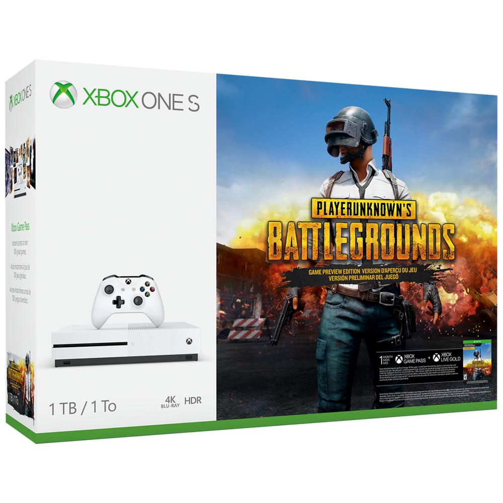 Xbox One S 1TB Player Unknown Battlegrounds Game Preview Edition Bundle |  Xbox One | GameStop