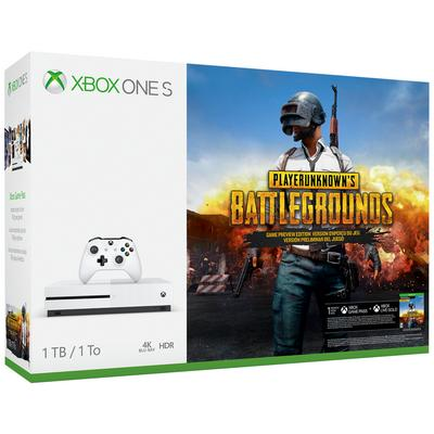 Xbox One S PLAYERUNKNOWN'S BATTLEGROUNDS Bundle 1TB