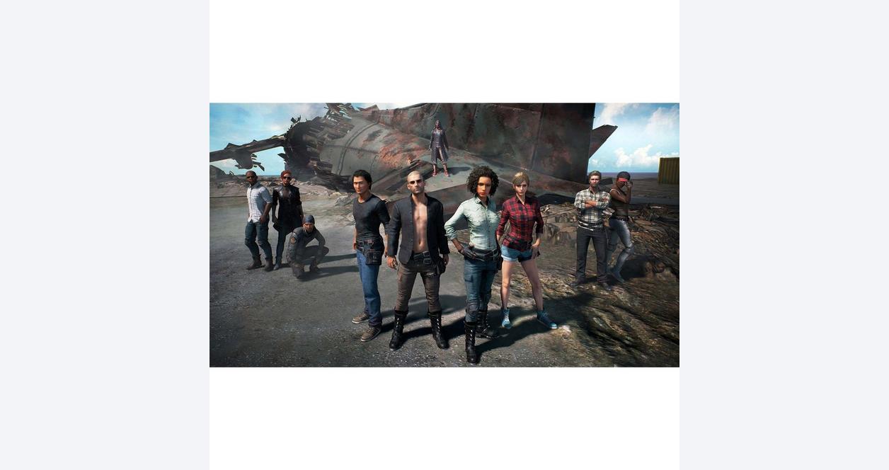 Xbox One S PLAYERUNKNOWN'S BATTLEGROUNDS Bundle 1TB
