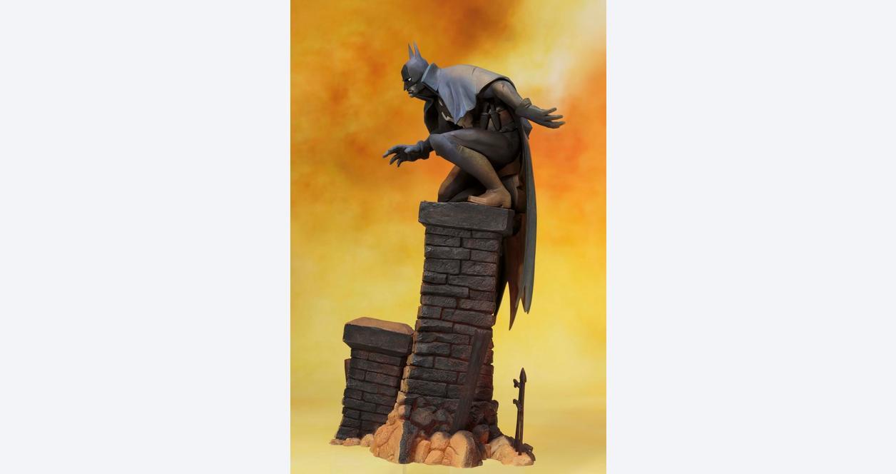 Batman Gotham by Gaslight ArtFX Statue