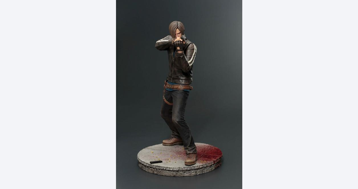 Resident Evil Vendetta Leon ARTFX Statue