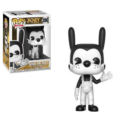 POP! Games: Bendy and the Ink Machine - Boris the Wolf