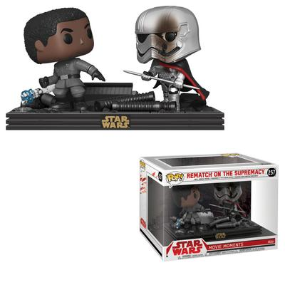 POP! Star Wars Movie Moments: Rematch on the Supremacy