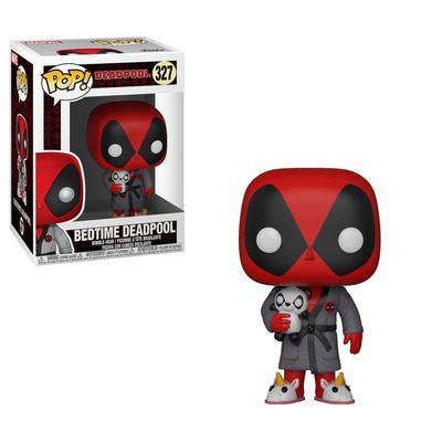 POP! Marvel: Deadpool - Bedtime Deadpool with Robe