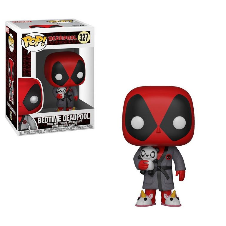 POP! Marvel: Deadpool Bedtime