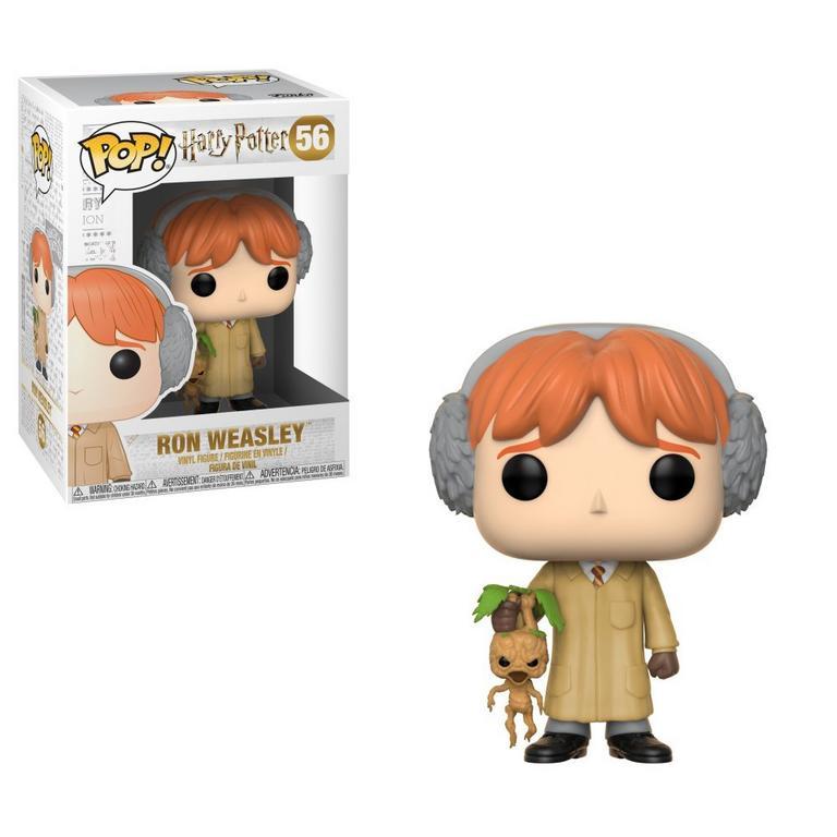 POP! Harry Potter: Herbology Ron Weasley