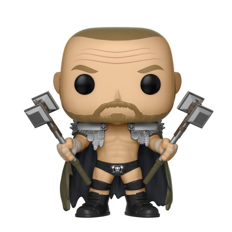 POP! WWE: WWE Triple H Skull King