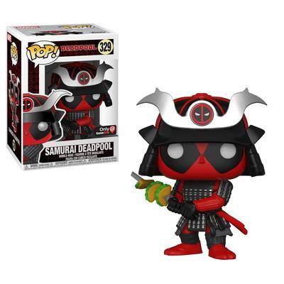 POP! Marvel: Deadpool - Samurai Deadpool - Only at GameStop