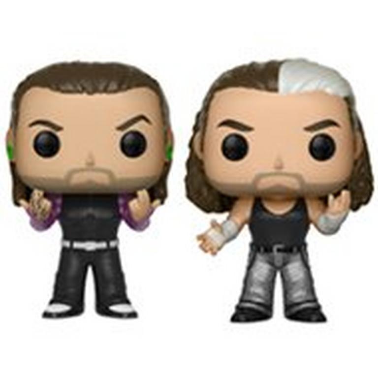 POP! WWE: WWE 2-Pack - Hardy Boyz