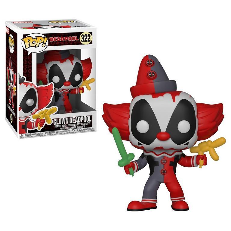 POP! Marvel: Deadpool Clown