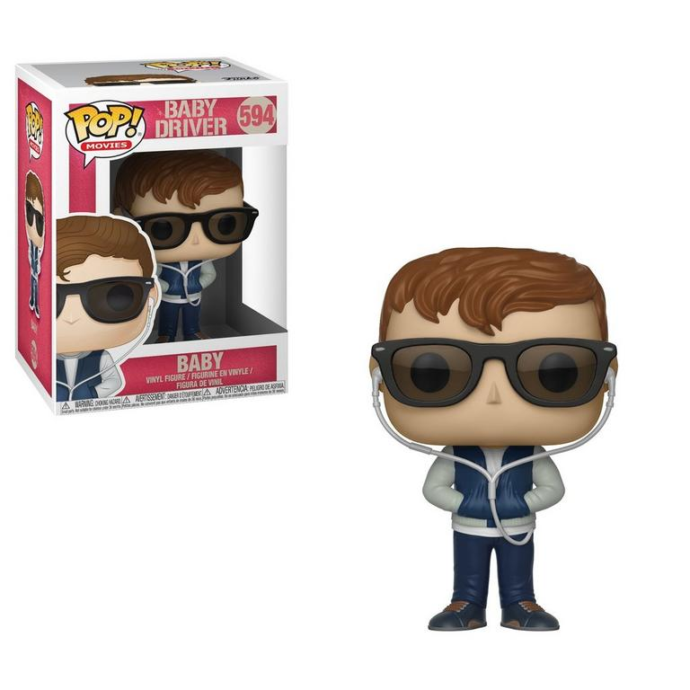 POP! Movies: Baby Driver Baby