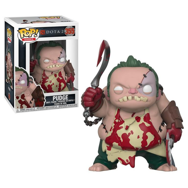 POP! Games: Dota 2 -Pudge with Cleaver