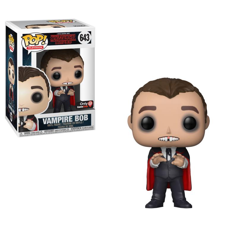 POP! TV: Stranger Things - Vampire Bob - Only at GameStop