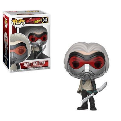 POP! Marvel: Ant-Man & Wasp - Janet