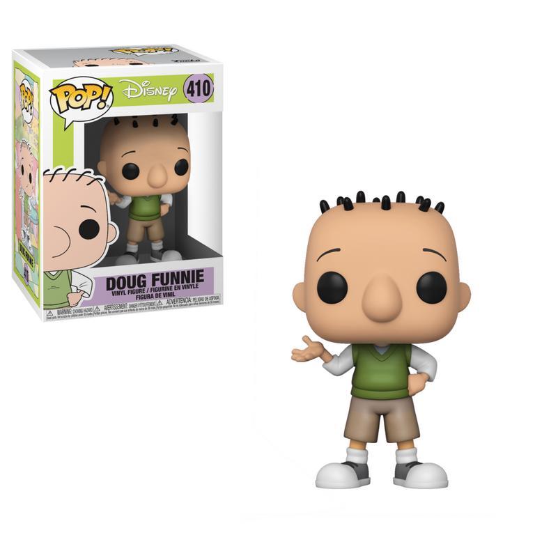 POP! Disney: Doug - Doug Funnie