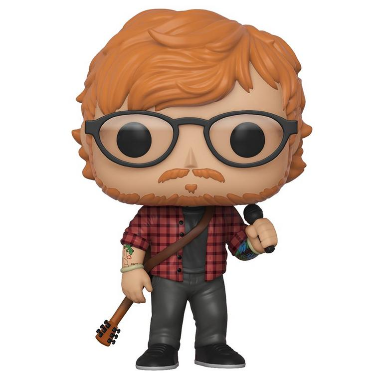 POP! Rocks: Ed Sheeran