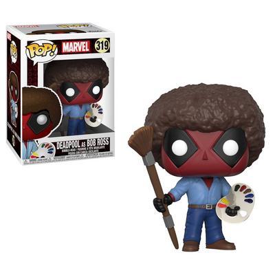 POP! Marvel: Deadpool Playtime - Bob Ross