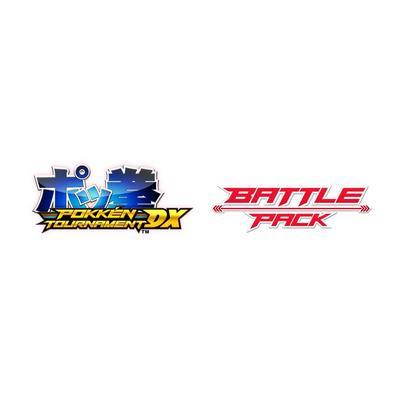 Pokken Tournament DX + Battle Pack