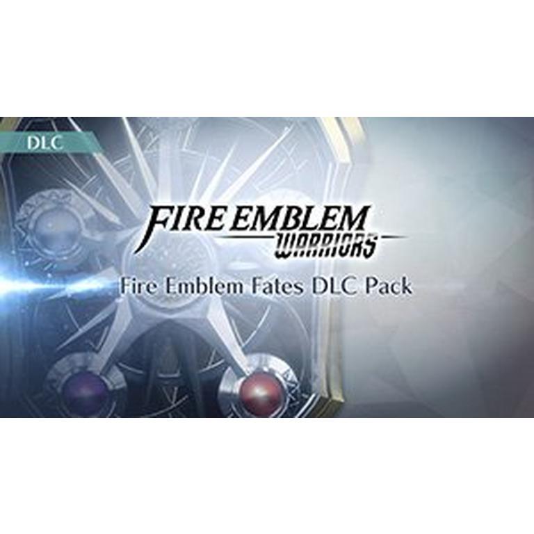 Fire Emblem Warriors Fates DLC Pack