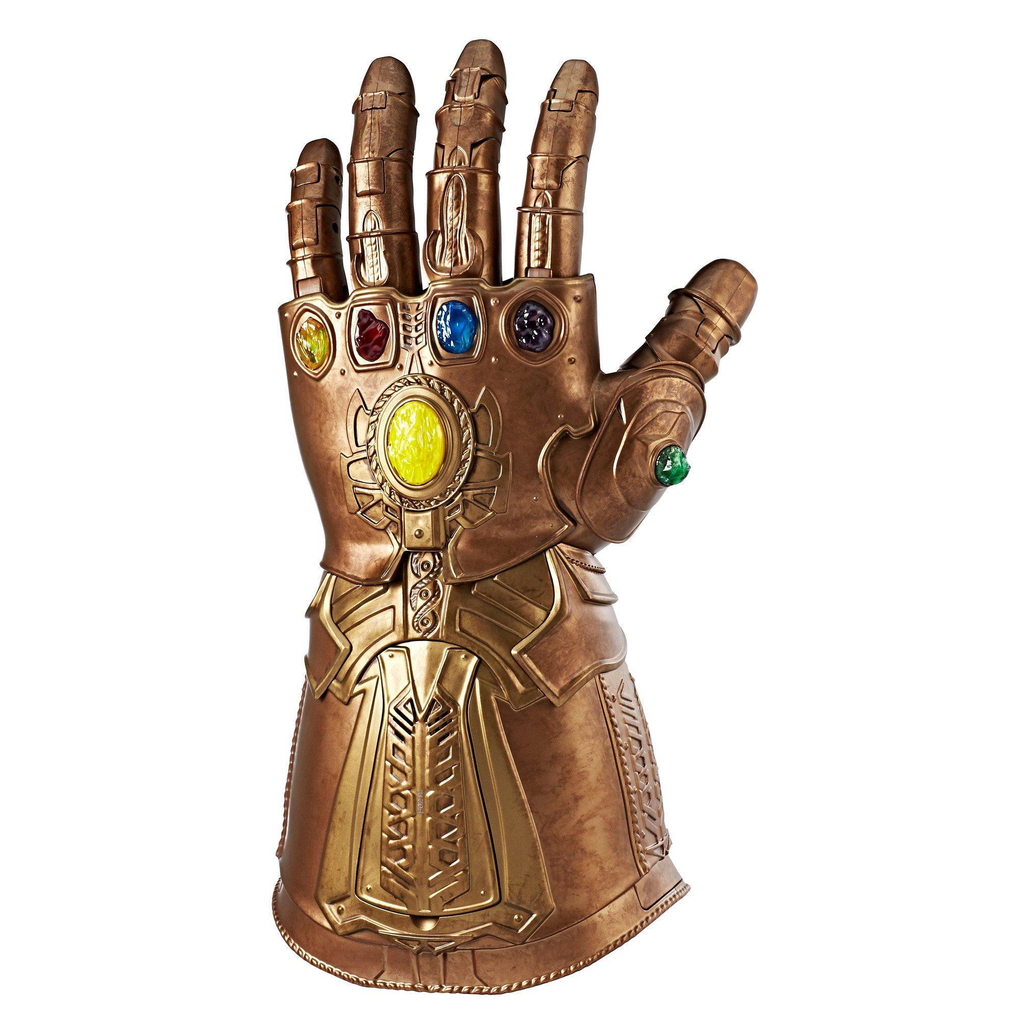 Marvel Legends Avengers Infinity Stone Interactive Electronic Fist Toy for Kids