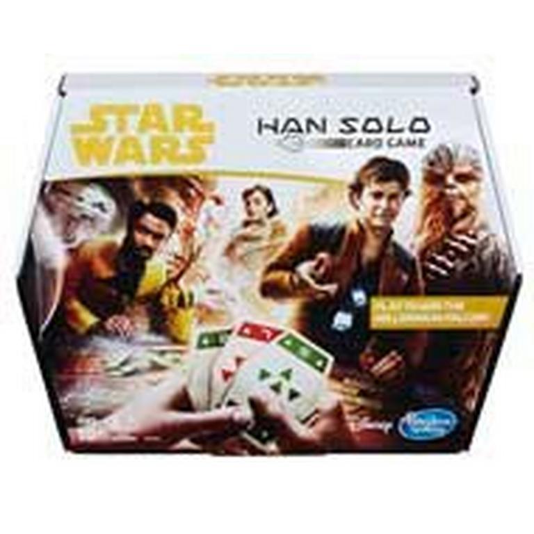 Star Wars Han Solo Card Game