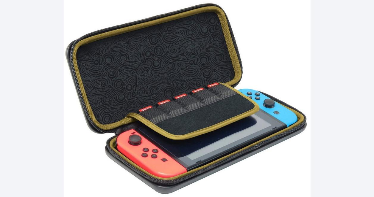 Nintendo Switch Zelda Aluminum Case