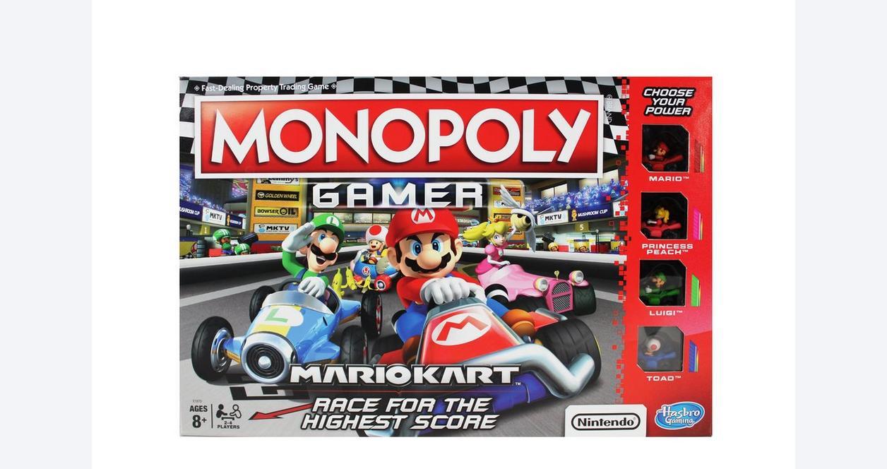MONOPOLY Gamer: Mario Kart