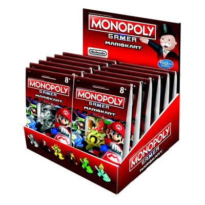 MONOPOLY Gamer: Mario Kart Power Packs (Assortment)
