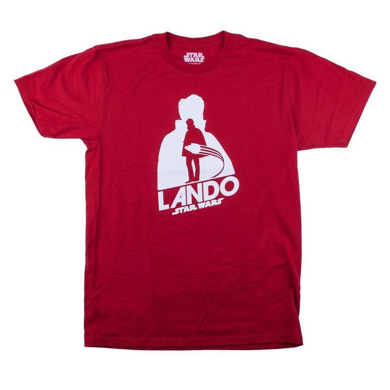 Solo: A Star Wars Story Lando Calrissian Silhouette T-Shirt