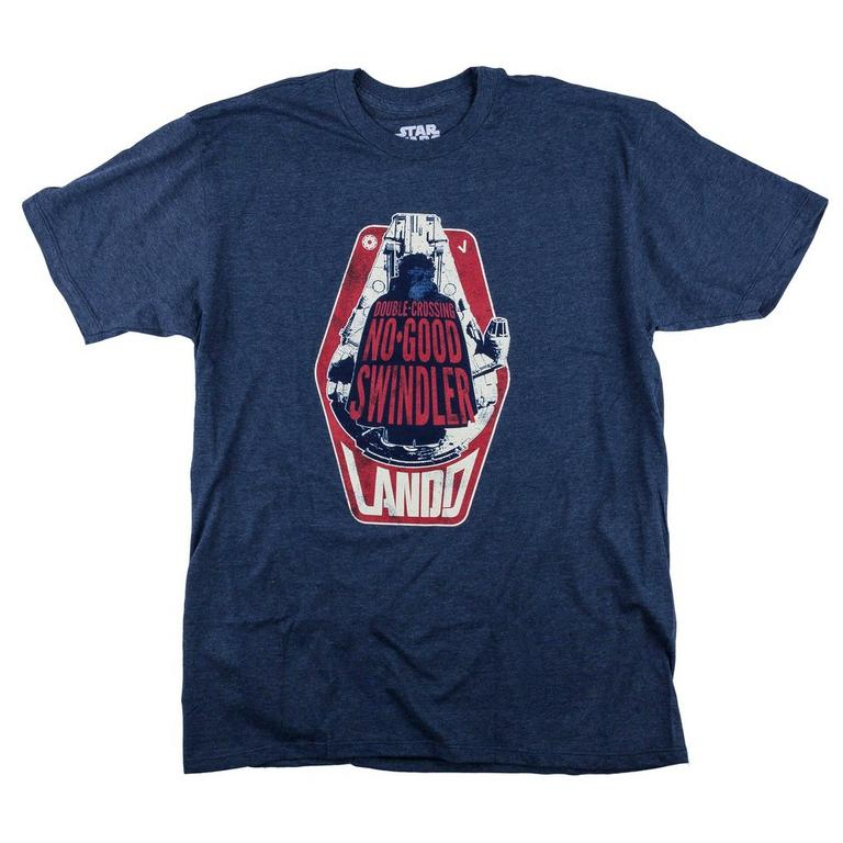 Solo: A Star Wars Story No Good Swindler T-Shirt