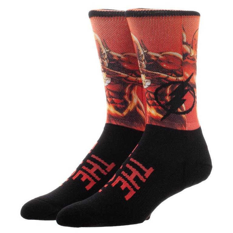 The Flash Sublimation Socks