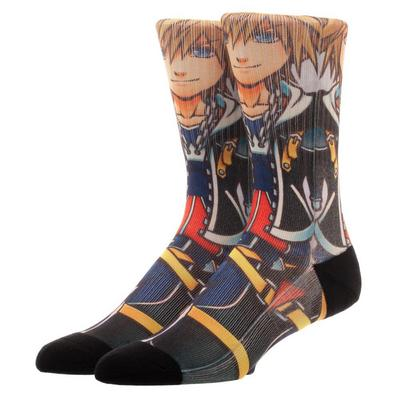 Kingdom Hearts Sora Socks