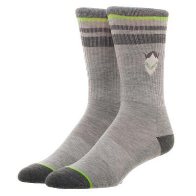 Overwatch Genji Socks