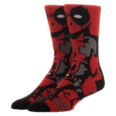 Deadpool 360 Socks