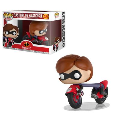 POP! Rides: The Incredibles 2 - Elastigirl on Elasticycle