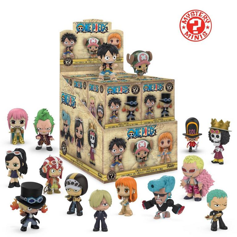 Mystery Minis: One Piece Blind Box Figure