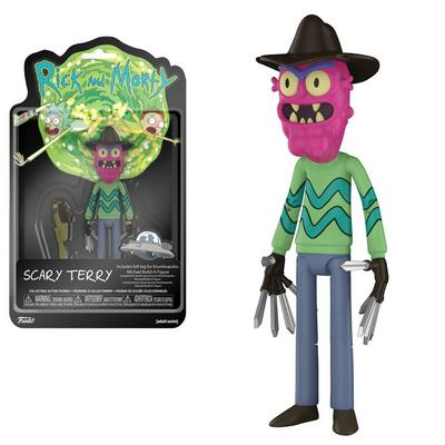 Rick & Morty: Scary Terry, Action Figure