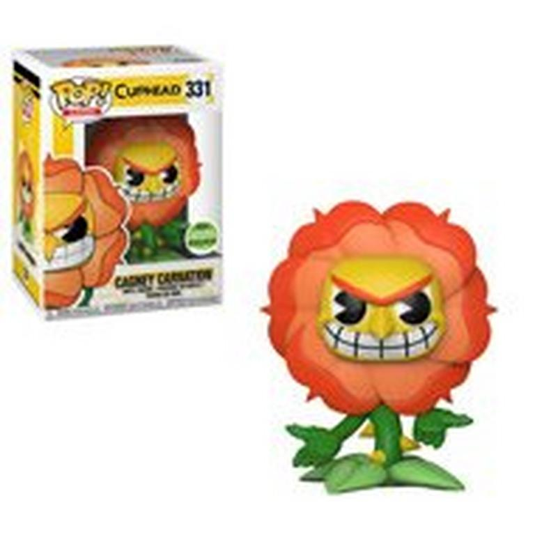 POP! Games: Cuphead - Cagney Carnation - Emerald City Comic Con Exclusive