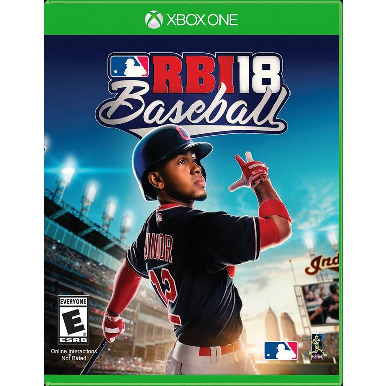 RBI Baseball 18 | Xbox One | GameStop