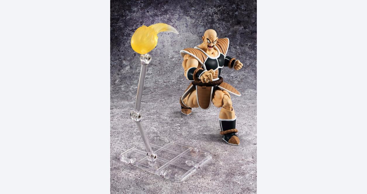 Dragon Ball Z Nappa S.H. Figuarts Action Figure