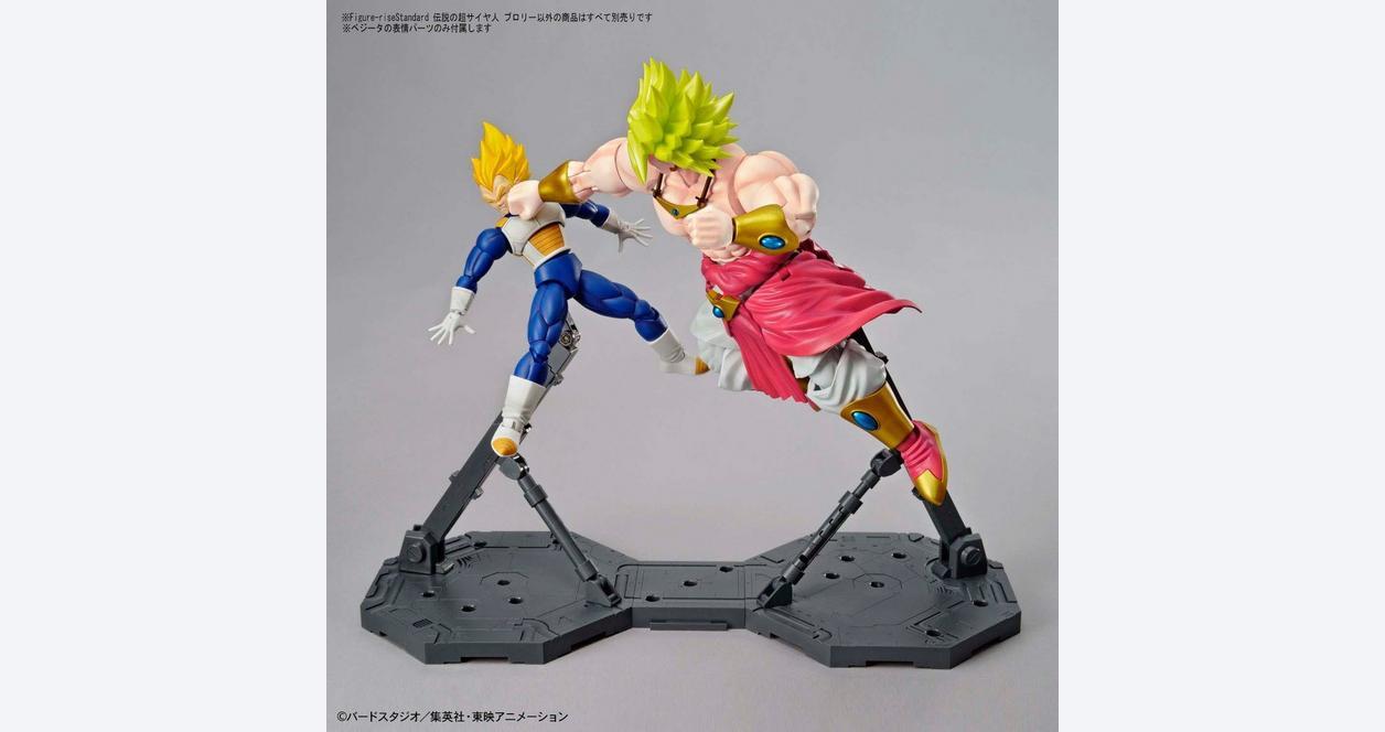 Figure-Rise Standard Legendary Super Saiyan Broly Dragon Ball Z Model Kit