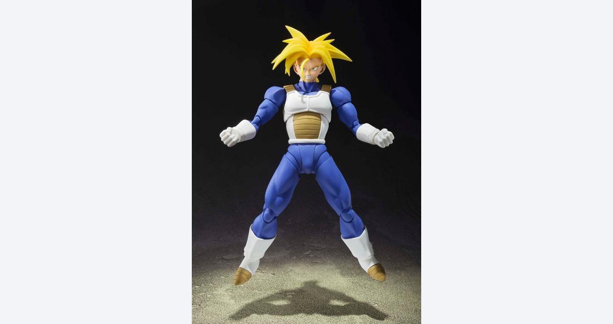 S.H.Figuarts Super Saiyan Trunks Figure