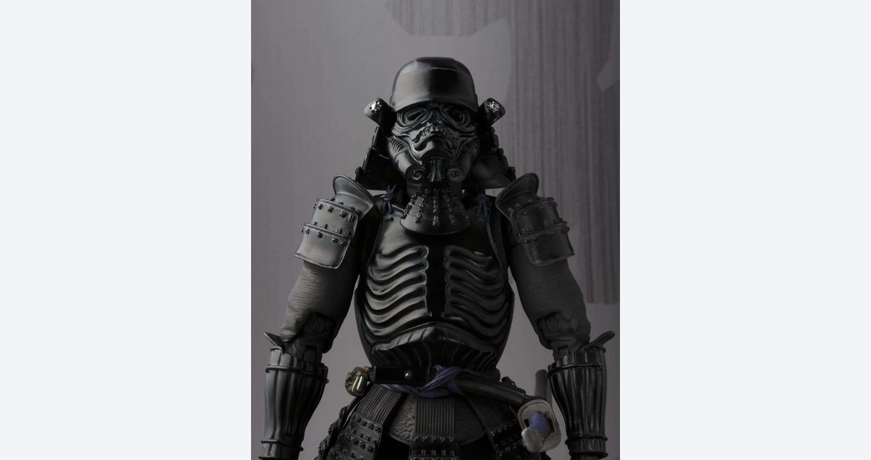 Star Wars Shadowtrooper Onmitsu Meisho Movie Realization Action Figure