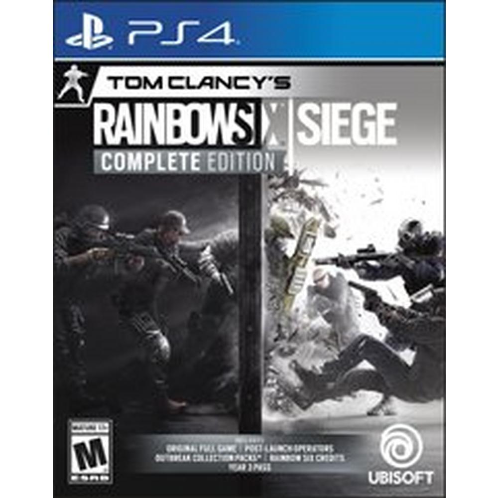Tom Clancy's Rainbow Six: Siege Complete Edition - Only at GameStop |  PlayStation 4 | GameStop