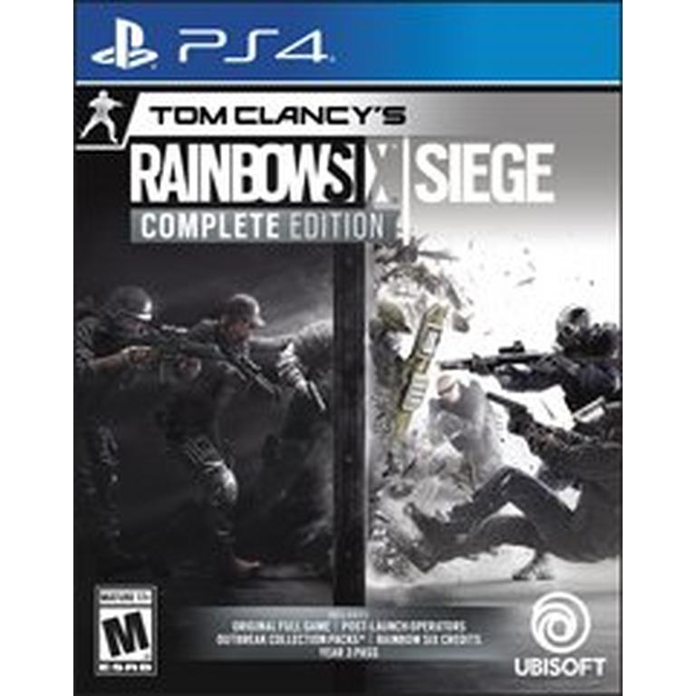Tom Clancy's Rainbow Six: Siege Complete Edition Only at GameStop