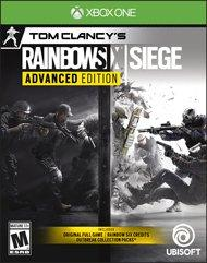 rainbow six siege advanced edition xbox one gamestop