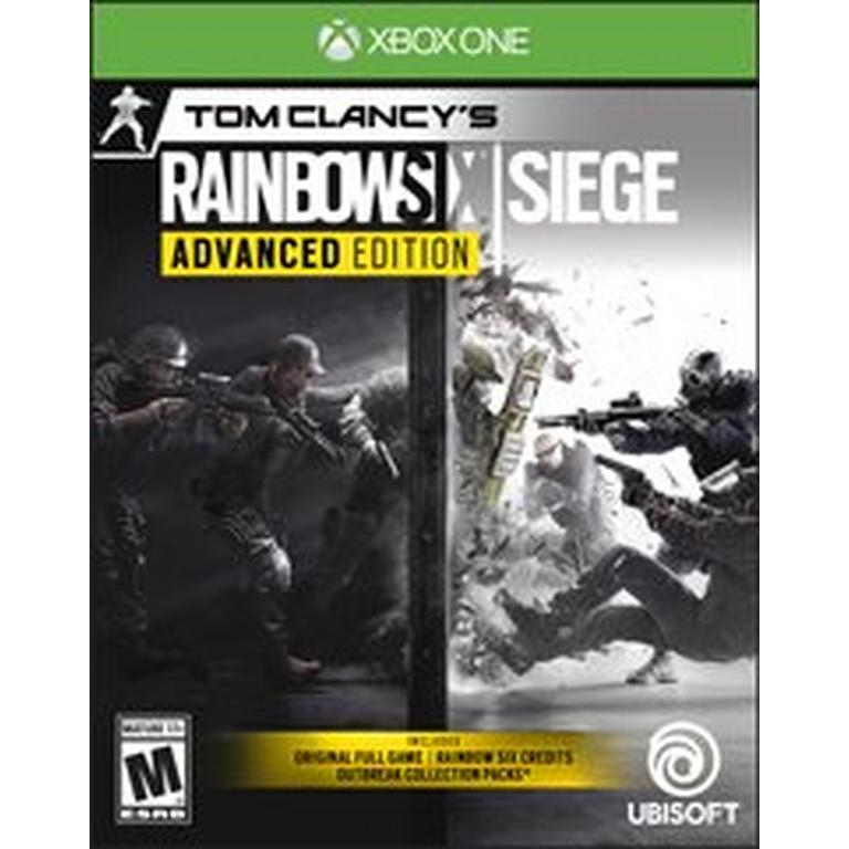 Tom Clancy's Rainbow Six: Siege Advanced Edition