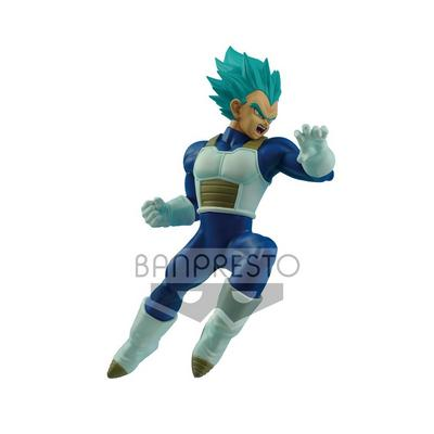 Dragon Ball Super In Flight Fighting Super Saiyan Blue Vegeta Statue