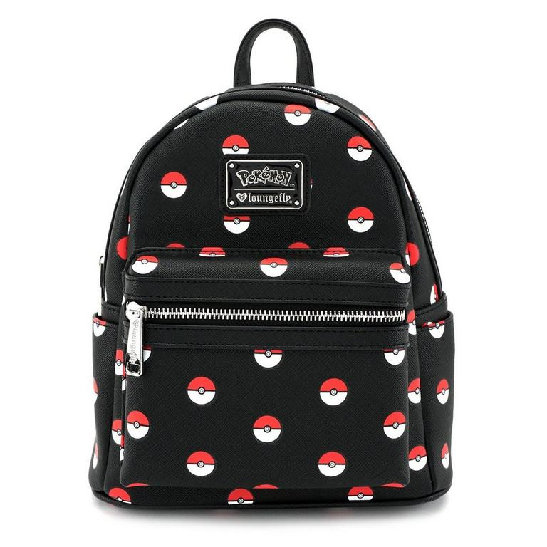 Pokemon Poke Ball Mini Backpack